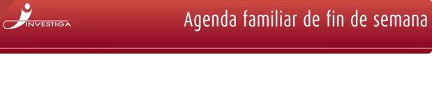 banner agenda familiar